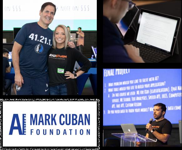 Mark Cuban AI Foundation