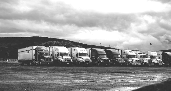 trucking and logistics company lineup