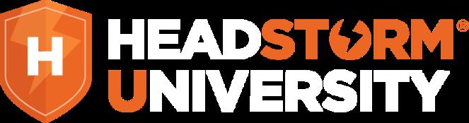 headstorm university logo