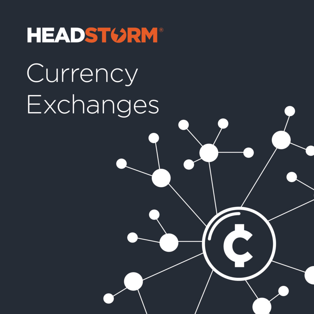 Decentralized Currency Exchanges